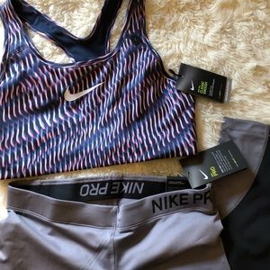 Nike pro outfit